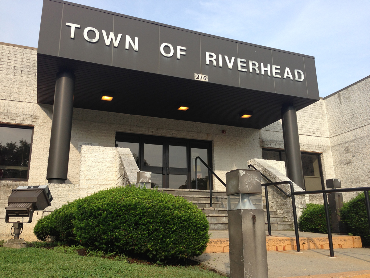 Riverhead Cops police Headquarters