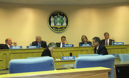 Town Board budget, state audit