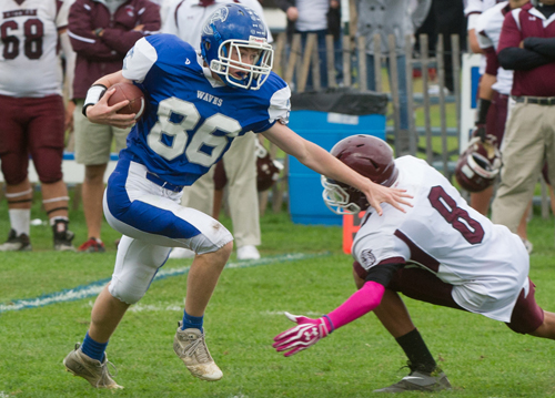 Riverhead Blue Waves football